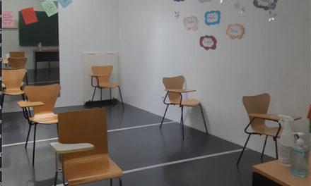Cursos y talleres culturales en Guadarrama bajo estrictas medidas de seguridad