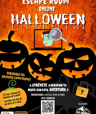 Torrelodones celebra Halloween con un Escape Room y un concurso de decoración