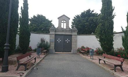 El horario ampliado del cementerio de Guadarrama se mantendrá hasta el 2 de noviembre