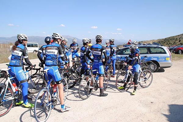 El Club Ciclista Galapagar invita a los deportistas a sumarse a su proyecto
