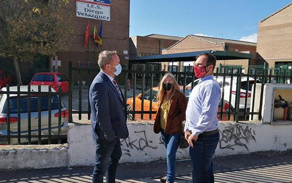 El PSOE llevará a la Asamblea de Madrid los problemas de transporte, sanidad y educación de Torrelodones