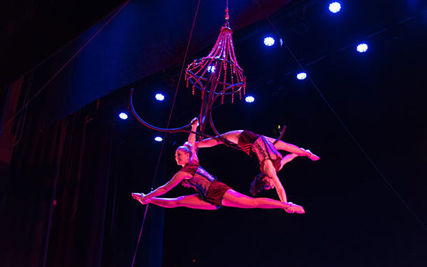 """El Circo Gran Fele desembarca en Torrelodones con """"Orient Express"""""""