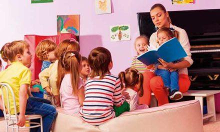 La Comunidad incrementa la limpieza en escuelas infantiles de Collado Villalba y Las Rozas
