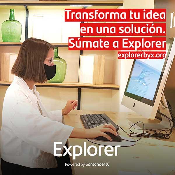 Las Rozas, sede del programa Explorer en apoyo a jóvenes emprendedores