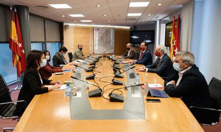 El TSJM tumba la Orden de Sanidad que limita la movilidad en Madrid
