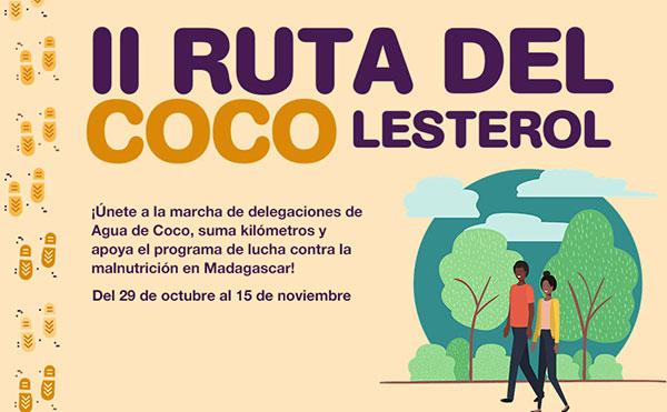 El Ayuntamiento de Torrelodones se une a la II Ruta del COCOlesterol contra la malnutrición en Madagascar