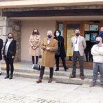 Torrelodones: concentración y minuto de silencio contra la violencia hacia las mujeres