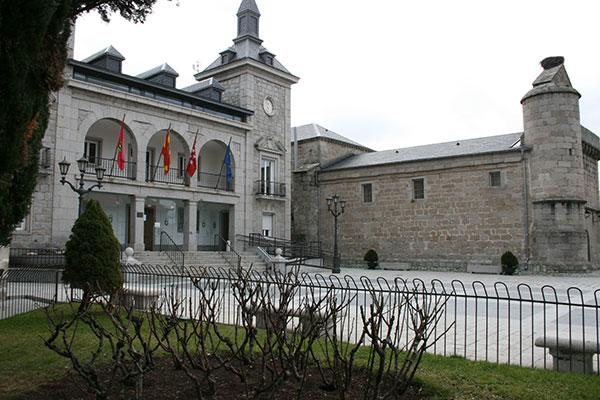 El alcalde de Alpedrete valora la situación del municipio tras el paso de la borrasca