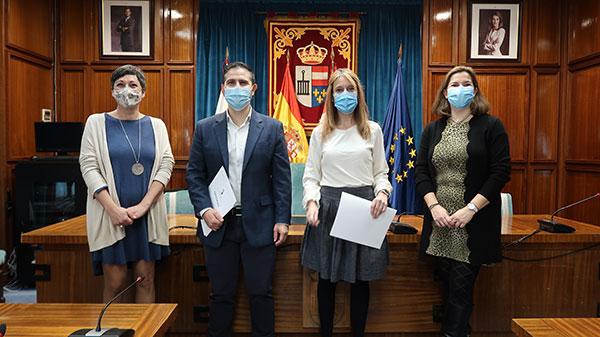 Un convenio entre el Ayuntamiento de San Lorenzo y la Asociación ABG facilita tratamientos gratuitos para los mayores