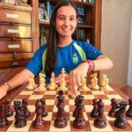 Deva Estévez, jugadora del 64 Villalba, estará en el Campeonato mundial de Ajedrez