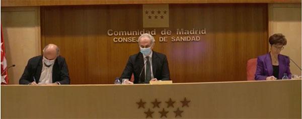 Sanidad prorroga las restricciones de movilidad en Collado Villalba, Galapagar y Alpedrete