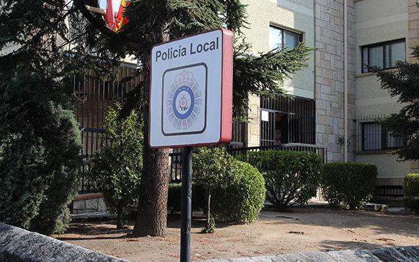 La policía local detiene a tres okupas en El Escorial