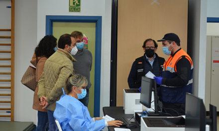 La Comunidad amplía un día más la realización de test de antígenos en Guadarrama