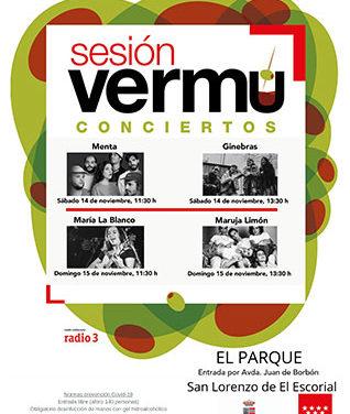 Sesión de vermú con conciertos en el Parque de San Lorenzo
