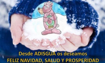 Adisgua estará en el Mercado navideño de Collado Villalba
