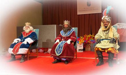 SS MM Los Reyes Magos de Oriente enviarán una carta a los niños de San Lorenzo
