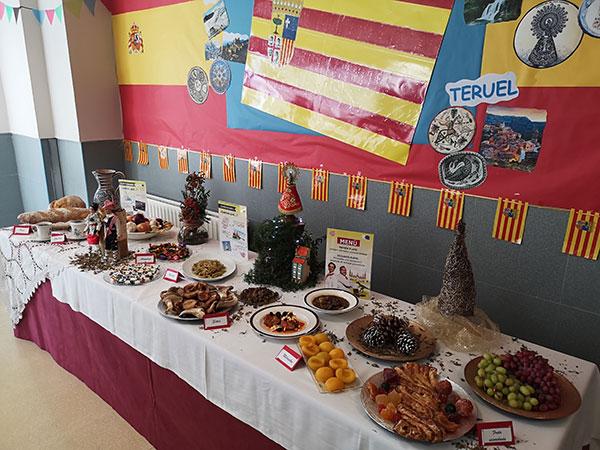 colegios Educare gastronomía
