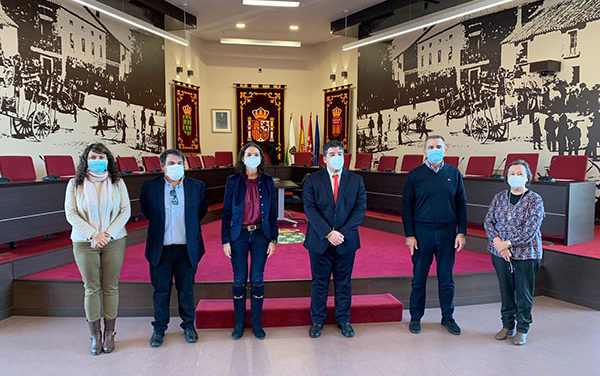 Polémica tras la visita de la ministra de Industria a Galapagar