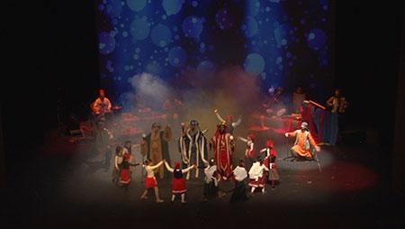 Los Reyes Magos de Oriente Teatro Bulevar