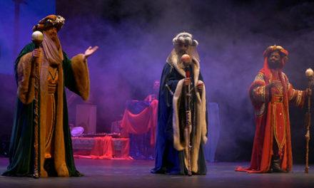 Los Reyes Magos de Oriente se subirán al escenario del Teatro Bulevar de Torrelodones