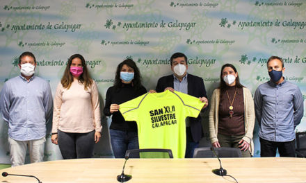 La XLII San Silvestre galapagueña recauda 1.108 euros para las AMPAS