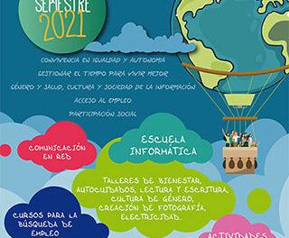 El Área de Mujer de Collado Villalba oferta nuevos cursos y talleres