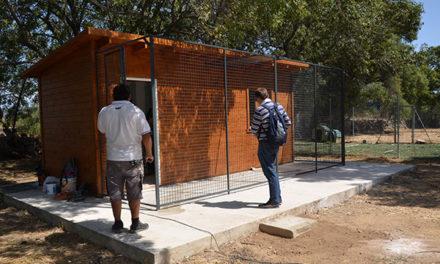 Sale a licitación la gestión del centro de recogida de animales de Guadarrama