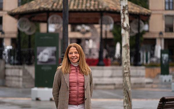 """Isabel Pita: """"Vamos a hacer de Las Rozas una ciudad sostenible 4.0"""""""