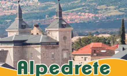Plano turístico y audioguía de Alpedrete, impreso y digital