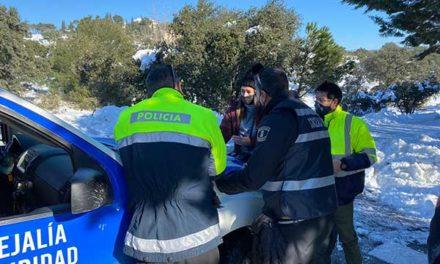 El Ayuntamiento valora en casi 2 millones de euros los daños del temporal Filomena en Torrelodones