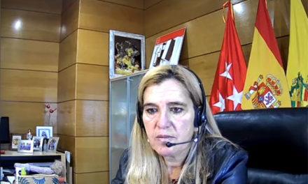 Mariola Vargas pide iniciar la vacunación masiva en Collado Villalba