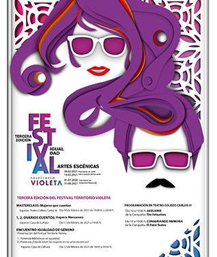 El Festival Territorio Violeta llega a San Lorenzo de El Escorial