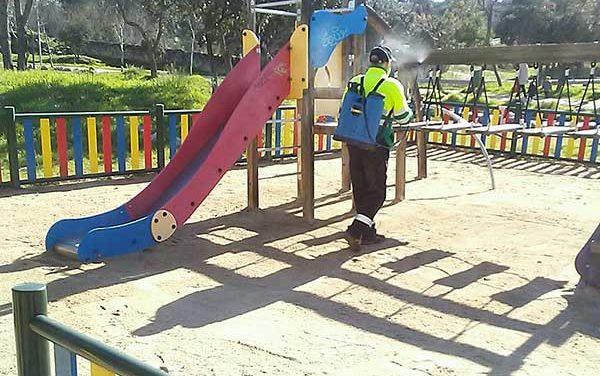 Los parques infantiles de Galapagar se abrirán mañana con aforo limitado