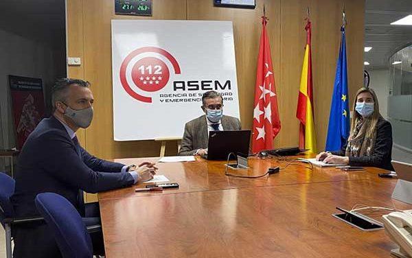 La Comunidad revisa los planes de Protección Civil de Alpedrete y otras doce localidades