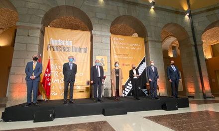 Elena Medel gana el Premio Francisco Umbral al Libro del Año 2020