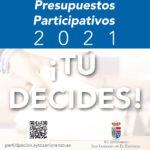 Los presupuestos participativos 2021 de San Lorenzo, a votación