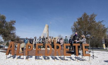 Alpedrete rinde homenaje a las víctimas del 11-M