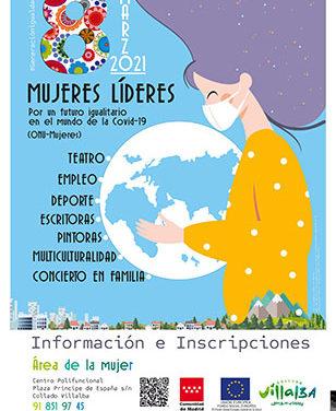 Collado Villalba celebra el Día de la Mujer centrado en las mujeres líderes en el mundo de Covid-19