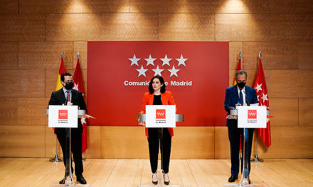 Díaz Ayuso anuncia compensaciones económicas a sectores excluidos de las ayudas del Gobierno central