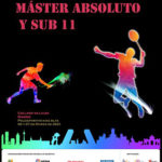 Collado Villalba acoge el Máster nacional de Bádminton Absoluto y Sub-11