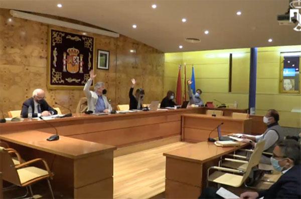 El alcalde de Torrelodones niega la comparecencia del concejal de seguridad