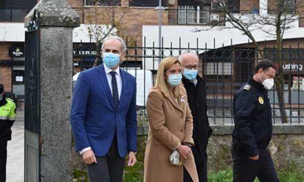 El PSOE-M pide al consejero de Sanidad la reprobación de la alcaldesa de Collado Villalba