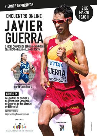 Javier Guerra y Lucía Rodríguez Viernes deportivos