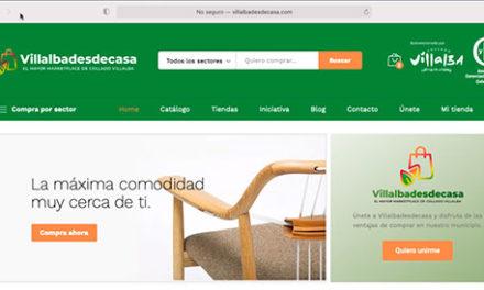 """""""Villalbadesdecasa"""", una plataforma para potenciar las ventas del comercio local"""