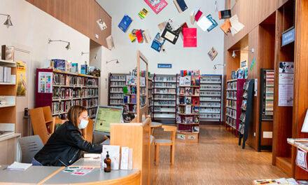 San Lorenzo: actividades en la Biblioteca Pedro Antonio de Alarcón por el Día del Libro