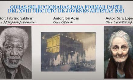 Tres obras representarán a Collado Villalba en el Certamen de Jóvenes artistas