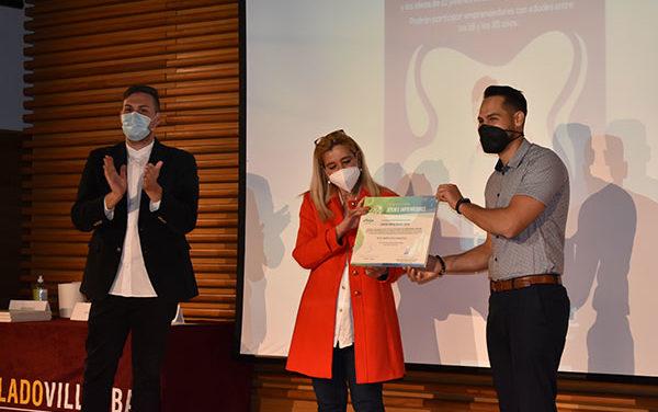 Entrega de premios a los jóvenes emprendedores de Collado Villalba