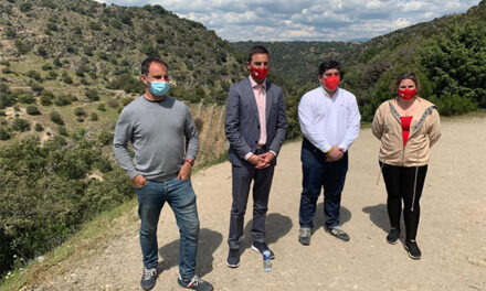 Juan Lobato insiste en agilizar la protección de la Presa del Gasco