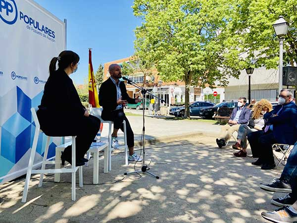 candidatos PP Asamblea Madrid