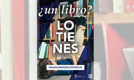 Comprar libros en San Lorenzo puede tener premio